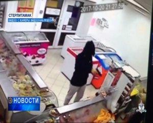 Преступник, ограбивший магазин в Стерлитамаке, скрывался в Ишимбае