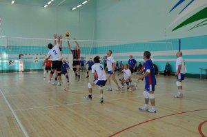 В Ишимбае состоялся волейбольный турнир «Лига Тархан»