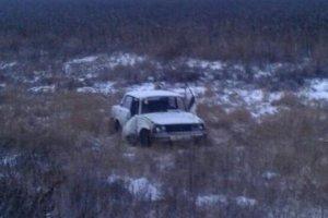 В Ишимбайском районе «ВАЗ» опрокинулся в кювет, пассажир госпитализирован