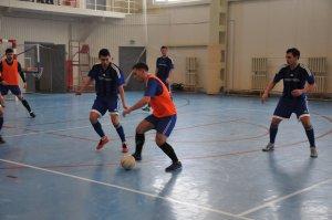 В двух матчах ишимбайская команда по мини-футболу забила 18 мячей