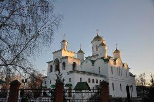 В Свято-Троицком храме Ишимбая пребывают православные святыни