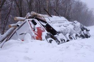 В Ишимбайском районе произошло ДТП со смертельным исходом