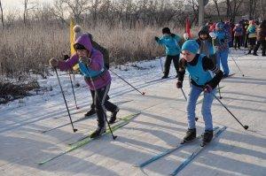 В Ишимбае провели традиционные лыжные гонки
