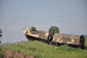 На канале «Звезда» показали испытания комплекса «Тор» на базе ишимбайских т ...