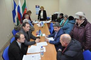 Ишимбайцы обратились со своими  проблемами к депутатам Государственного Соб ...