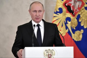 Владимир Путин огласит Послание Федеральному Собранию 1 марта