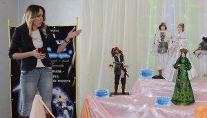 В Ишимбае продолжает работу персональная выставка авторских кукол