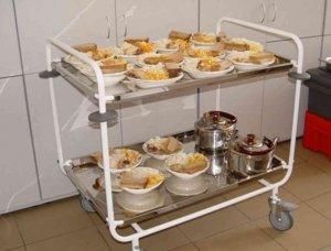 Пациентов в больницах Башкирии будут кормить по-новому