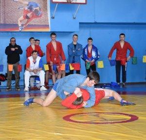В Ишимбае прошел открытый турнир города и района по самбо