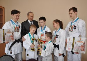 Ишимбайские каратэки успешно выступили на всероссийских состязаниях