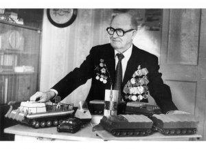 8 мая – 95 лет со дня рождения конструктора легендарных вездеходов «Витязь» ...