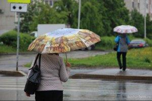 Новая рабочая неделя не порадует жителей Башкирии теплой майской погодой