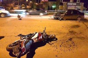 Водитель из Ишимбая совершил ДТП в Стерлитамаке