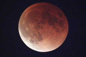 Жители Башкирии увидят самое длинное лунное затмение и великое противостоян ...
