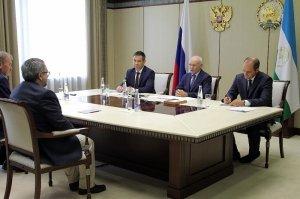 Рабочая встреча с экспертом ЮНЕСКО Суреном Гевиняном