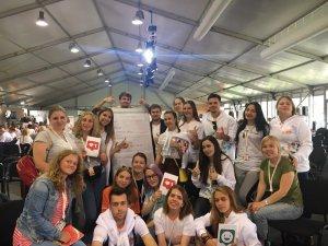 Учитель из Ишимбая участвовала во Всероссийском молодежном форуме «Территор ...