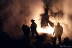 В Башкирии с начала года более 2000 пожаров унесли жизни 144 человек