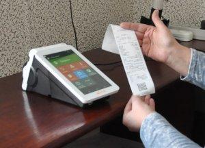 Налоговые инспекторы проверяют соблюдение законодательства о применении контрольно-кассовой техники