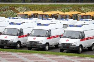 В Башкирию доставят новые машины скорой помощи и школьные автобусы