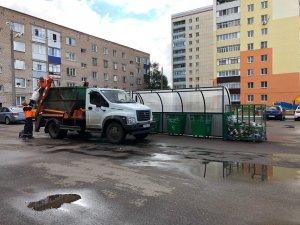 С 1 января 2019 года в Башкортостане начинает действовать новая схема вывоз ...