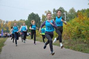 В Ишимбае провели легкоатлетический кросс «Золотая осень»