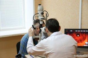 Врачи Уфимского НИИ глазных болезней проведут бесплатное офтальмологическое ...