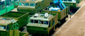 Модельный ряд транспортеров «Витязь» пополнится новым технологическим компл ...