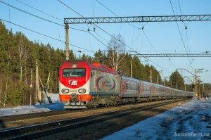 В октябре пассажиры старше 60 лет смогут путешествовать в поездах за полцен ...
