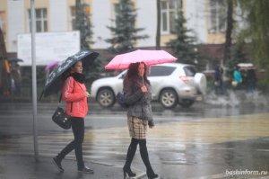 Какой в Башкирии будет погода на следующей неделе - прогноз