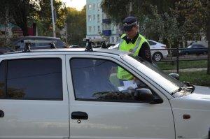 В ходе пятничных рейдов сотрудники ДПС составили в Ишимбае 40 протоколов за нарушения ПДД