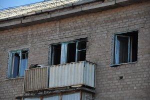 В результате пожара в Ишимбае погибли два человека