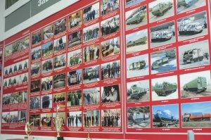 Музей истории завода «Витязь» пополнился новыми экспонатами