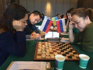 Воспитанники ишимбайской шашечной школы добыли победу в Китае