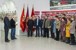 26 работников АО «МК «Витязь» получили награды за успешное выполнение Гособ ...