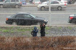 В Башкирии в ближайшие два дня ожидается небольшой снег