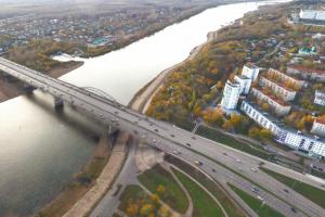 Строительство нового моста через Белую на южном выезде начнется в 1 квартал ...