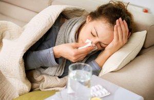 Первая волна гриппа в России ожидается в начале января