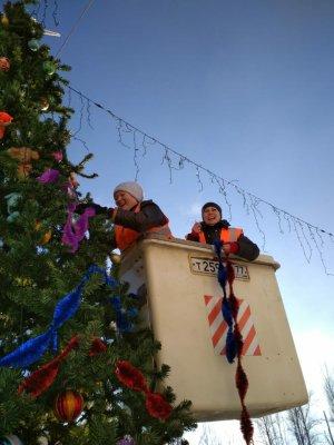 В Ишимбае на заводе «Витязь» активно готовятся к Новому году