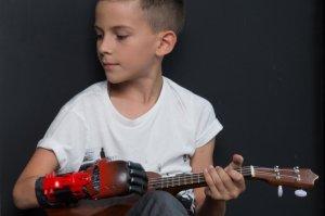 В Башкирии начнут собирать детские инновационные протезы
