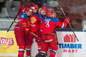 Уроженец Ишимбая Родион Амиров забросил две шайбы на международном хоккейно ...