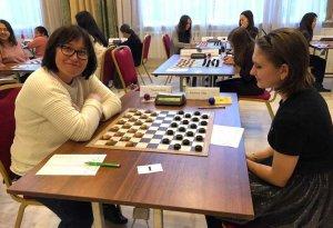 На чемпионате Европы по международным шашкам в Москве сыгран третий тур