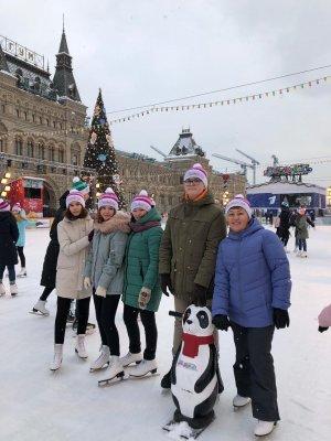 Учащиеся из Ишимбая побывали на зимнем фестивале РДШ в Москве