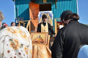 В Ишимбае приглашают верующих в храм Иоанна Кронштадтского