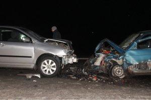 В Башкортостане за сутки в авариях пострадали 19 человек и произошло 23 пож ...