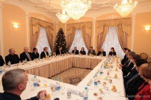 Радий Хабиров: В Башкирии ёлки для особенных детей будем проводить в каждом ...