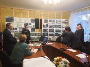 В Ишимбае обсудили дизайн-проекты благоустройства общественных территорий г ...