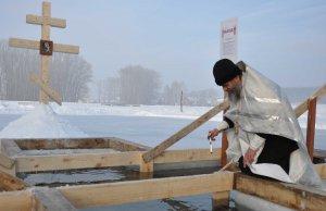 В Ишимбае на Крещение Господне будут открыты три купели