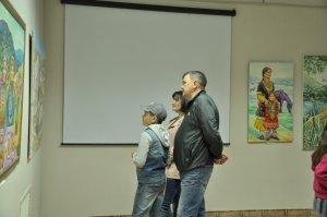 Ишимбайцы участвуют в проекте «Любимые художники Башкортостана»
