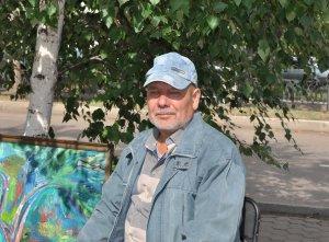 В Ишимбае сегодня откроют персональную выставку работ Виктора Бивняева