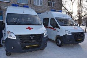 В Ишимбай по региональной программе поступили новые машины «скорой помощи»